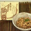 純国内産大豆フクユタカの「手作り納得納豆」12パック